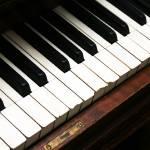 """Ivory Piano Keys"" by Artmyth"