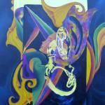 """Mardi Gras Phantom"" by GwenRose"
