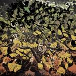 """Autumn Ginkgo"" by johnallgood"