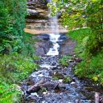 """Munising Falls"" by shindigenometry"