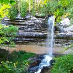 """Munising Water Fall"" by shindigenometry"