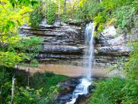 Munising Water Fall