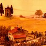 """Tuscany Panorama 250dpi"" by StudioD"