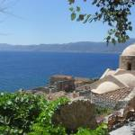 """""""Seaview from Monemvasia Castle"""" by AnitaCouto"""