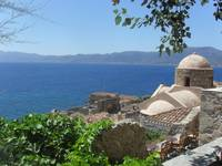 Seaview from Monemvasia Castle