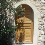 """wooden Greek door"" by AnitaCouto"