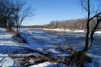 Illinois River Thaw