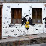 """Urban wall"" by BumbleBee"