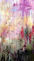 Bees Frolicking Painting by Ginette Callaway