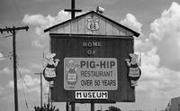 Route 66 - Pig-Hip Restaurant