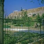 """Under the Acropolis, Athens, Greece 2003 2"" by PriscillaTurner"