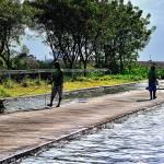 """38 - CCP - San Lazaro Leisure Park Race Track OTS"" by JRRodriguezIV"