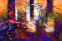abstract wire 7