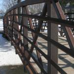 """""""Bridge Rail"""" by Katiesfinearts"""