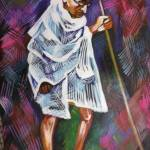 """Mahatma Gandhi"" by Thirumalai"