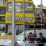 """Too Many Buses"" by Krunchie"