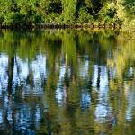 """Lagoon reflections"" by pbycraftphotography"