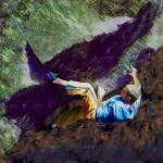 """""""purplisheve"""" by rinthcog"""