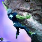 """hulkclimbing_edited-1"" by rinthcog"