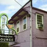"""Sandpiper Lounge, Louisiana Avenue, New Orleans"" by JamesArey"
