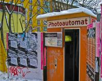 East Berlin, Winter 2009