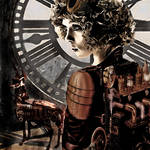"""""""dark steampunk"""" by pietrastone"""
