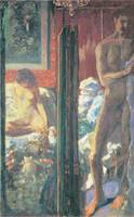 Man and Woman by Pierre Bonnard