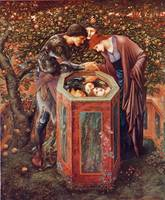 The Baleful Head by Sir Edward Burne-Jones