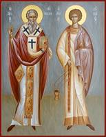 St Niphon of Constantinople and St Evplos