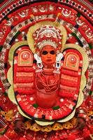 Theyyam-Close shot