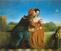 Paolo and Francesca by William Dyce