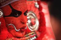 Theyyam-face