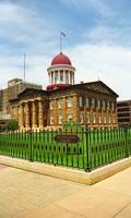 Springfield, Illinois - Old State Capitol