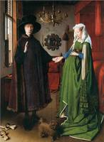 Portrait of Giovanni Arnolfini and His Wife
