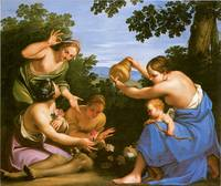 Venus Anointing the Dead Adonis