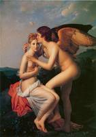 Psyche Receiving the First Kiss of Love