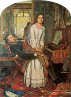 The Awakening Conscience by William Holman Hunt