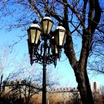 """Antique Streetlight"" by cranberrysky"