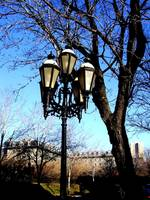 Antique Streetlight