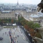 """""""Galerie des Chimeres, Notre Dame de Paris"""" by StudioElena"""