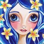 """""Frangipani Fairy"""" by artbyjaz"