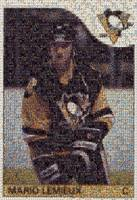 Mario Rookie card cut Mosaic