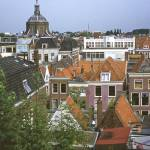 """""""19Amsterdam Skyline"""" by PriscillaTurner"""
