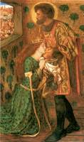 St. George and the Princess Sabra