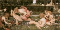 The Awakening of Adonis by John William Waterhouse
