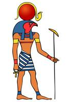Ra - god of ancient Egypt