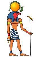 Ra - egyptian God - Sun God, King of the Gods