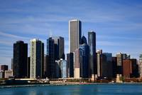 Chicago Skyline 2010 #5