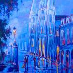 """Jackson Square"" by neworleansartist"