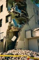 Northridge Earthquake Damage